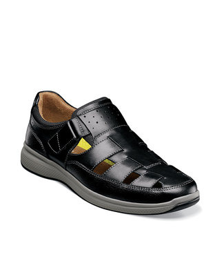 Florsheim Great Lakes Fisherman Black