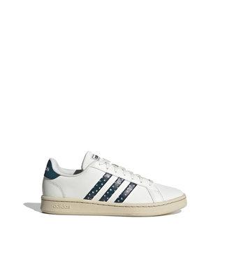 Adidas Adidas Femmes Grand Court Blanc & Encre