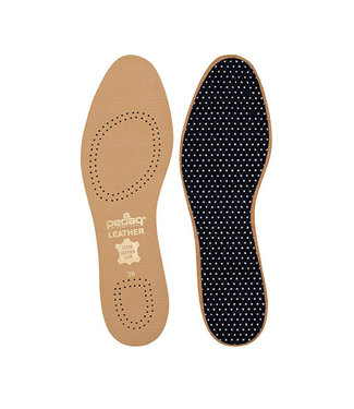 Pedag Natural Leather Insole art110357