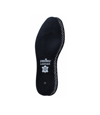 Pedag leather black insole art.2810