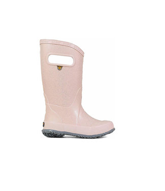 Bogs Bogs Rainboot Glitter Rose Gold