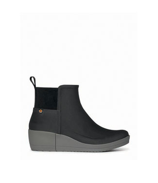 Bogs Bogs Vista Wedge Noir