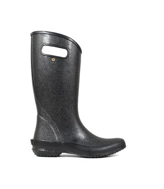 Bogs Rainboot Glitter Black