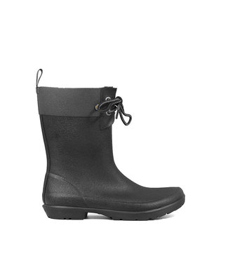 Bogs Bogs Flora 2-Eye Boot Noir