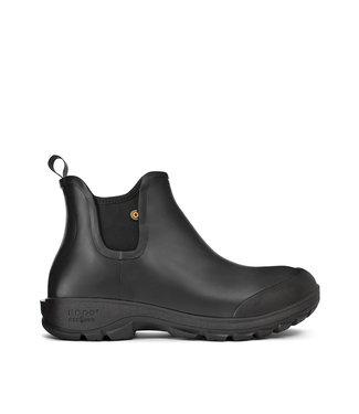 Bogs Sauvie Slip-On Boot Black