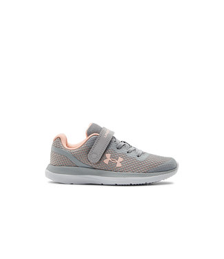 Under Armour Under Armour Impulse Grey & Peach