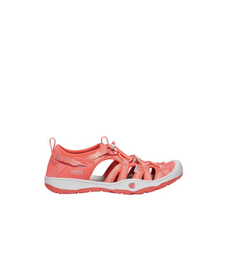 Keen Keen Moxie Sandal Coral