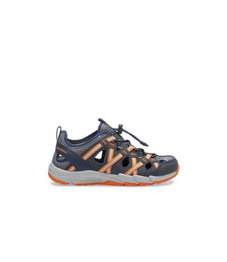 Merrell Merrell Choprock Sandal Navy & Orange