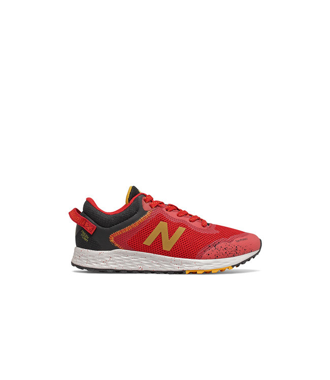 new balance rouge et or