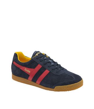 Gola Harrier Navy & Red