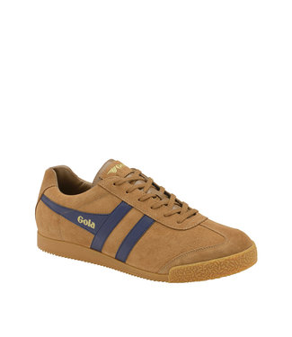 Gola Harrier Caramel / Navy