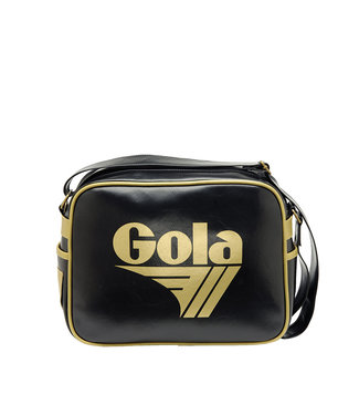 Gola Redford Black & Gold