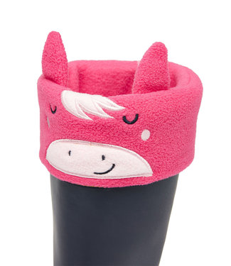 Joules Joules Smile Pink Horse