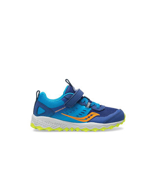 Saucony Saucony Peregrine 10 Blue & Orange