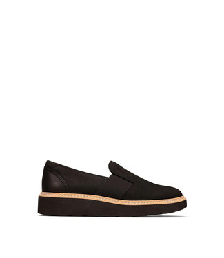 Clarks Trace Easy Black