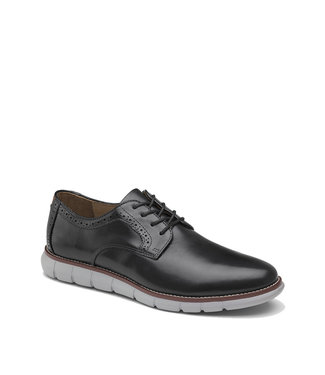 Johnston & Murphy Holden Plain Toe Black