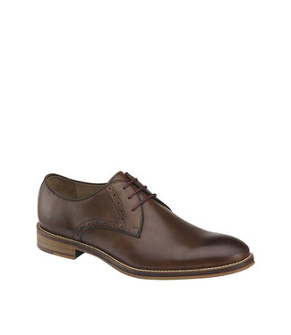 Johnston & Murphy Johnston & Murphy Conard Plain Toe Mahogany