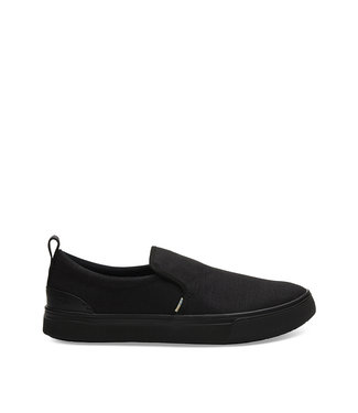 Toms Travel Lite Slip On Black