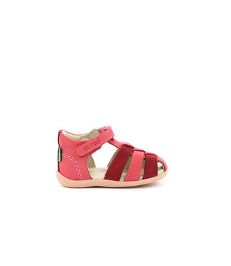 Kickers Bigflo 2 Pink Multi
