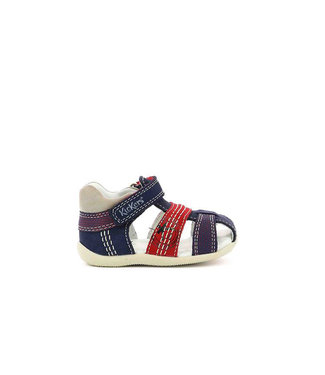 Kickers Bonus Navy & Red