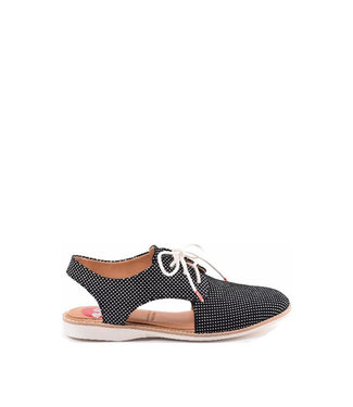 Rollie Rollie Slingback Black Dream