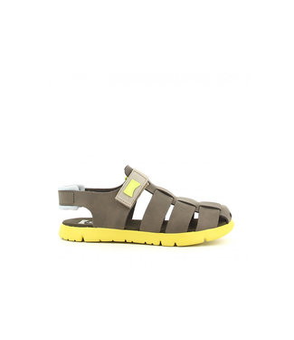 Camper Camper K800242  Grey & Yellow