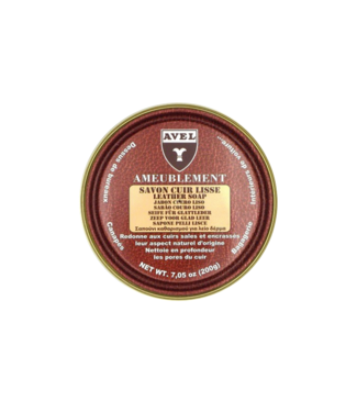 Avel Leather Soap 200g