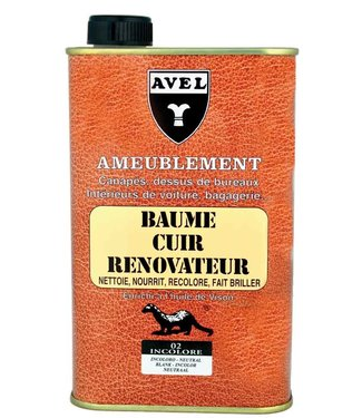 Avel Baume Cuir Rénovateur 500ml