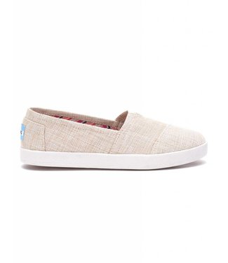 Toms TOMS AVALON SLIP-ON NATURAL