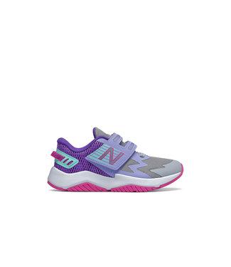 New Balance New Balance Rave Run Aluminum/Mirage Violet