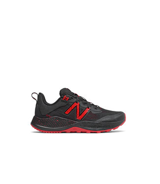 New Balance Feulcore Nitrelv4 Black / Energy Red