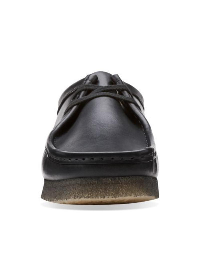 Noir De Chaussures Tony Salon Wallabee Pappas Clarks tqqwv4H 72827b51bd25