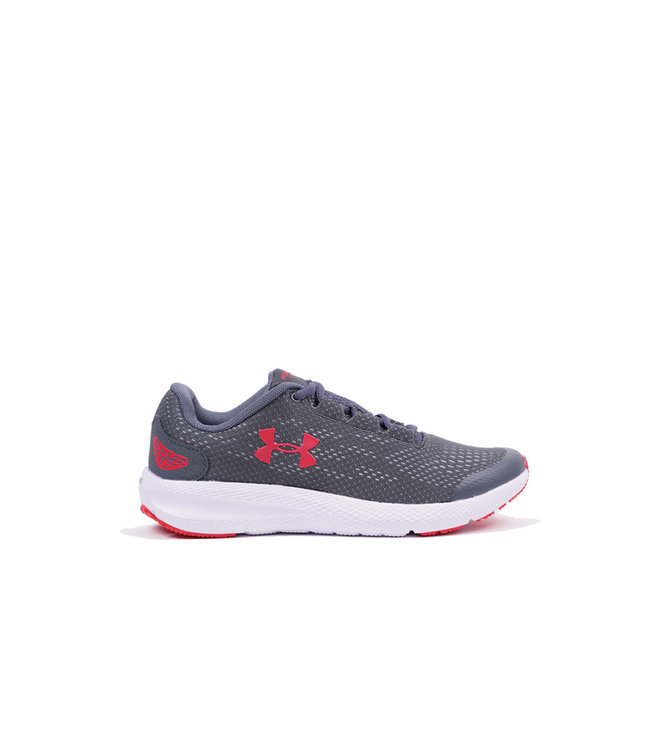 Under Armour Under Armour Charged  Pursuit 2 Gris/Blanc/Rouge