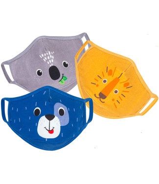 Zoocchini Washable  Masks Animals
