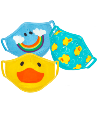Zoocchini Washable  Masks Duck