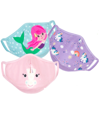Zoocchini Washable  Masks Unicorn