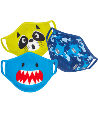 Zoocchini Washable  Masks Shark
