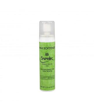 Saphir Saphir Wax Softener Plant Based 75ml