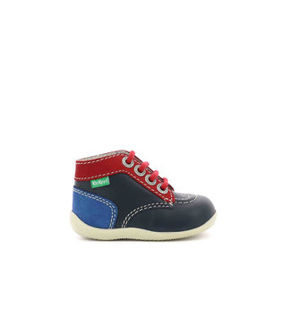 Kickers Bonbon Navy / Red