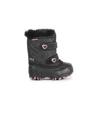 Acton Giggle Black / Pink