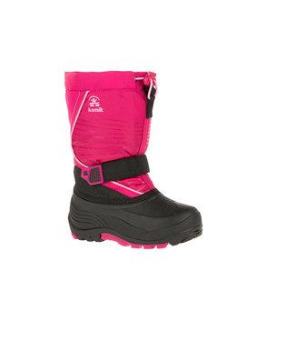 Kamik Snowfall Pink  Vif