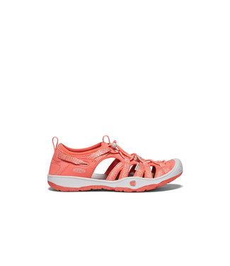 Keen Keen Moxie Sandal Coral/Vapor