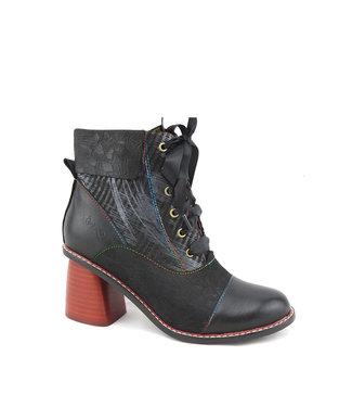 Laura Vita Laura Vita 6825911A Black & Red