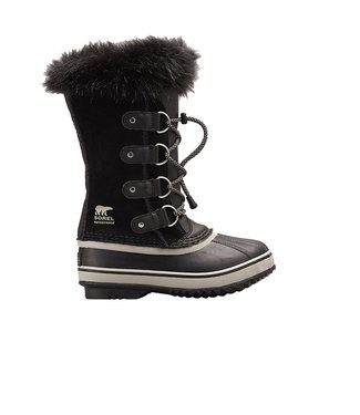 Sorel Sorel Youth Joan of Arctic Black & Dove