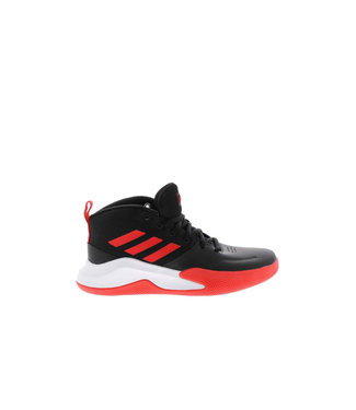 Adidas Adidas Own The Game Black & Red