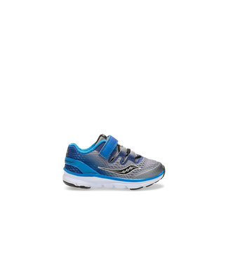 Saucony Baby Freedom iso Grey & Blue