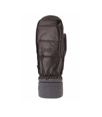Auclair Luna Mitt Black / Grey