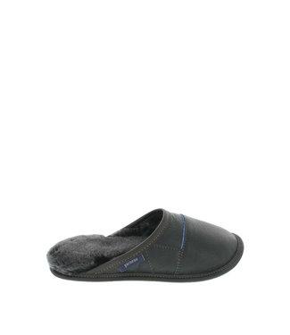 Garneau The 2-Color All Purpose Mule Black Leather
