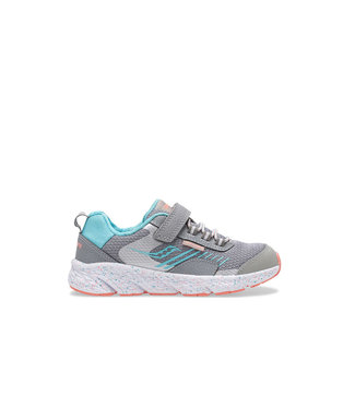 Saucony Wind Shield Grey / Turquoise