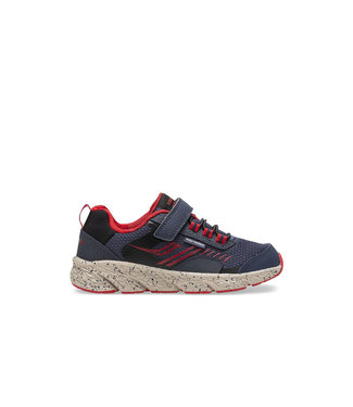 Saucony Wind Shield Navy/Red